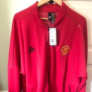 Manchester United jacket. New with tags. It's cool
